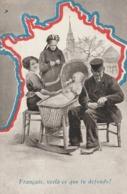 Rare Cpa Français Voilà Ce Que Tu Défends - 1914-18