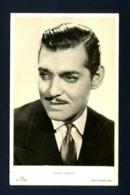 Cartolina Cinema - Clark Gable - Attori