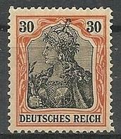 Allemagne - Année 1905-11 - Y & T N° 87 ** Neuf - Allemagne