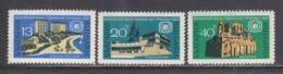 Bulgaria 1967 - International Year Of Tourism, Mi-Nr. 1712/14, MNH** - Bulgaria