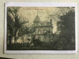 MONS CHATEAU JACQUET  1910 - Mons