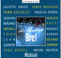 CD N°868 - ILS CHANTENT BREL- COMPILATION - Musik & Instrumente
