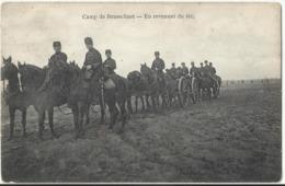 Brasschaat - Camp De Brasschaet - En Revenant Du Tir (militaria) - Brasschaat