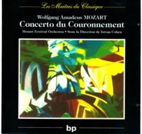 CD N°874 - WOLFGANG AMADEUS MOZART - CONCERTO DU COURONNEMENT - COMPILATION - Classical