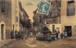 ¤¤   -   GABIAN    -   Place Vieille   -   Fontaine      -    ¤¤ - France