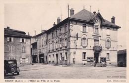 REGNY       HOTEL DE VILLE ET LA POSTE - France