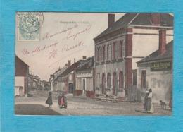 Origny-le-Sec. - L'École. - France