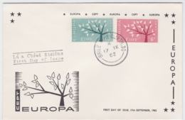 Ireland 1962 FDC Europa CEPT (G99-51) - 1962