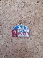 Pin's / Pins / Thème : Jeux Olympiques / EVIAN / ALBERTVILLE 92 - Jeux Olympiques