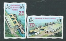 NOUVELLES-HEBRIDES N° 366/67 ** TB 3 - French Legend