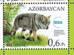 Azerbaidjan. Azerbaijan 2014 .Loup. Wolf - Dogs