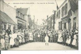 Grand-Fort-Philippe-La Rue De La Dorade - Frankreich
