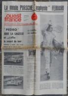 24 H Du Mans 1971.Porsche-Ferrari.Marie-Claude Beaumont. - Desde 1950