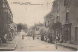 39 MOUCHARD Route D'Arbois - Frankrijk