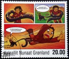 Greenland 2011 Kaassassuk Legend (Comics)   Minr,589 ( Lot D 1420 ) - Used Stamps