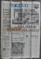 24 H Du Mans 1971.Porsche-Ferrari.Guy Ligier. - Desde 1950