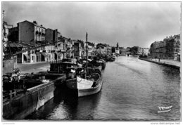 34 SETE - Le Canal - Sete (Cette)