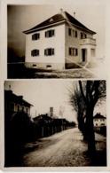 Foto-AK Haus Von Josef Sanner - München Trudering Lehrer Götz Weg ? 1931 - Fotografía