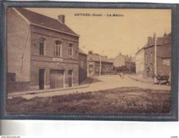 Carte Postale 59. Artres La Mairie Très Beau Plan - France