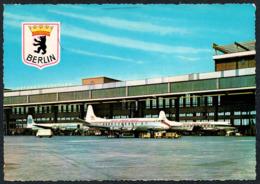 C8172 - Berlin Tempelhof Flughafen Aerodrom - Flugzeug - Krüger - Aerodrome