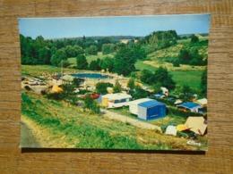 Darney , Le Camping , La Piscine , Syndicat D'initiative - Darney