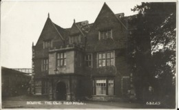 BOURNE - The Old Red Hall - Lincolnshire - Inglaterra