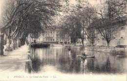 74 ANNECY LE CANAL DU VASSE PAS CIRCULEE - Annecy