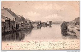 88 RAON L'ETAPE - Vue Prise Depuis Le Pont Sur La Meurthe. - Raon L'Etape