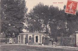 PARIS XIII  Série TOUT PARIS N° 675  PORTE De La GARE  Fortifications  Timbre 1908 - Distretto: 13