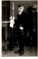 Foto-AK Von Sanner Josef Bei Erstkommunion Ca 1920 - Fotografie