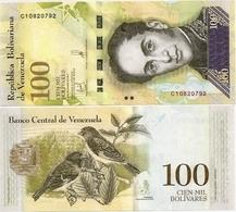 VENEZUELA       100,000 Bolívares       P-100b[3]       13.12.2017       UNC  [ 100000 ] - Venezuela
