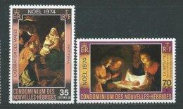 NOUVELLES-HEBRIDES N° 404/05 ** TB  2 - French Legend