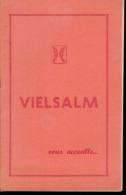 GUIDE Touristique:  VIELSALM Vous Acceuille. - Livres, BD, Revues