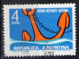Argentina 1966 - Marina Mercantile Merchant Marine - Argentina