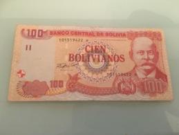 Billet 100 Bolivianos - Bolivie - Bolivia