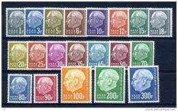 Sarre  :  Yv  391-10  ** - 1957-59 Fédération
