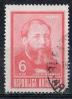 Argentina 1967 - José Hernandez Scrittore Giornalista Writer Journalist - Argentine