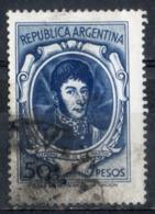Argentina 1970 - Josè De San Martin Generale E Politico General And Politician - Argentina