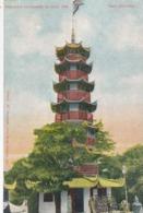 CPA - Belgique - Liège - Exposition Universelle De 1905 - Tour Chinoise - Liege