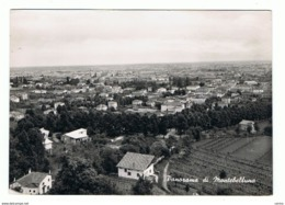 MONTEBELLUNA:  PANORAMA  -  FOTO  -  FG - Treviso