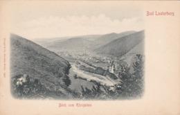 Bad Lauterberg Blick Von Konigstein  (9) - Bad Lauterberg