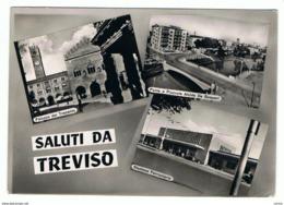 TREVISO:  SALUTI  DA ... -  VISIONI  -  FOTO  -  FG - Treviso