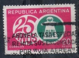 Argentina 1968 - ALPI Associazione Lotta Contro Il Polio Fight Against Polio Association - Argentinien