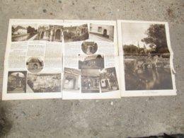 Herentals 3 Pagina's Uit Zondagsvriend 1935 - Herentals