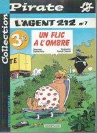 L'AGENT 212  - 7 - UN FLIC A L'OMBRE ( KOX / CAUVIN ) - Agent 212, L'