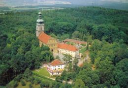 1 AK Germany Bayern * Blick Auf Die Wallfahrtskirche Mariahilfberg In Amberg - Luftbildaufnahme * - Amberg