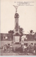 Cpa-guadeloupe-capesterre-aminée- Monument Aux Morts-edi Boisel °290 - Other