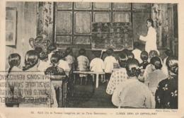 *** Asie (Ile De Formose évangélisée Par Les Pères Dominicains) Classe Dans Un Orphelinat TB - Taiwan