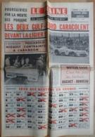 24 H Du Mans 1975. Les Gulf-Ford En Tête.Pierre Et Marc Jolivet.Pierre Vassiliu. - Desde 1950