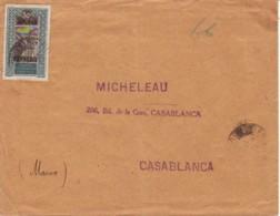 AOF - SOUDAN FRANCAIS : 1938 - Lettre Pour Le Maroc - Lettres & Documents